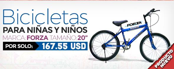 Bicicletas para ninas y ninos!!!